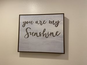 You are my sunshine frame for Sale in Chula Vista, CA