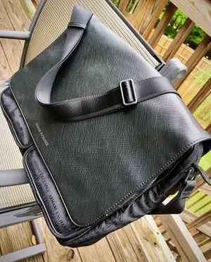 Armani Exchange messenger Laptop black bag for Sale in Winder, GA