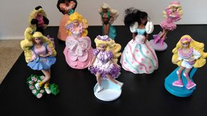 McDonald's Happy Meal Barbie's From the 90's for Sale in Cleveland, OH