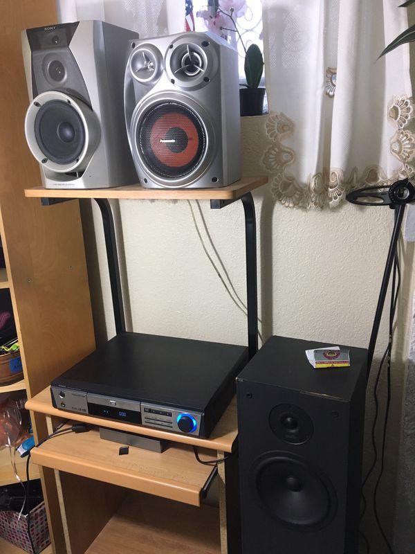 Radio am fm CD player