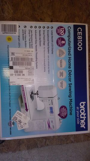 Sewing machine Brother New in Box. for Sale in Fayetteville, NC