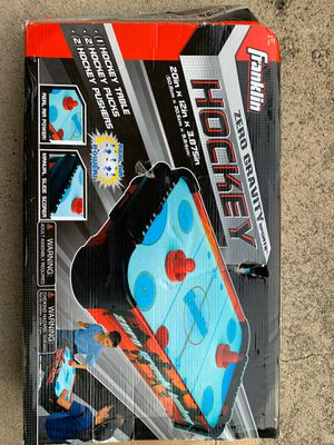 Franklin air hockey for a table, new in the box for Sale in San Diego, CA
