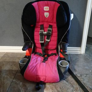 Pink And Black Car Seat for Sale in Houston, TX
