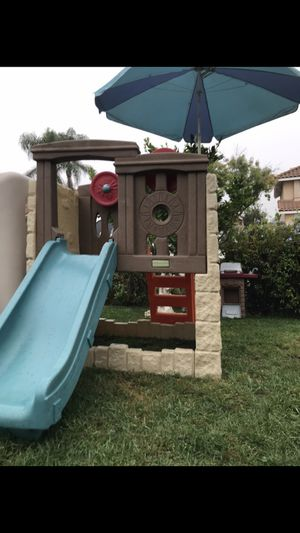 Kids playhouse slide and climb for Sale in Claremont, CA