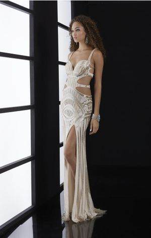 Jasz couture 5092 cutout prom homecoming dress for Sale in Queens, NY