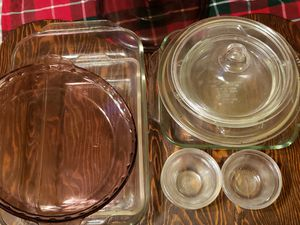 PYREX BAKING WARE for Sale in Grand Prairie, TX