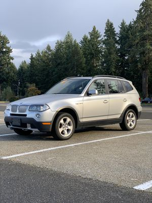 2007. BMW X3 for Sale in Tacoma, WA