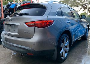 INFINITI FX35 FX45 FX37 FX50 QX70 PART OUT for Sale in Fort Lauderdale, FL