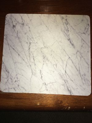 Mouse pad marble pattern for Sale in Morgantown, WV