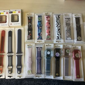 Apple Wach Bands 38/40mm 42/44mm for Sale in Los Angeles, CA