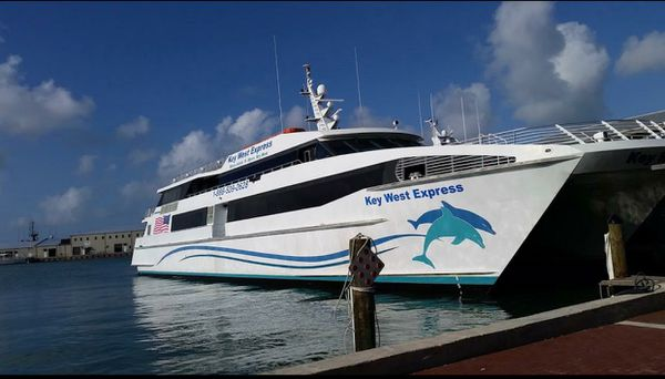 KeyWest Express Round Trip ticket for 2 people