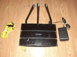 TP-LINK ROUTER for Sale in Niederwald, TX