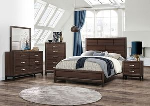 Brand new 5 peice bedroom set! for Sale in Fountain Hill, PA