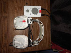 Astro A40 TR headset W/Mixamp for Sale in Manassas, VA