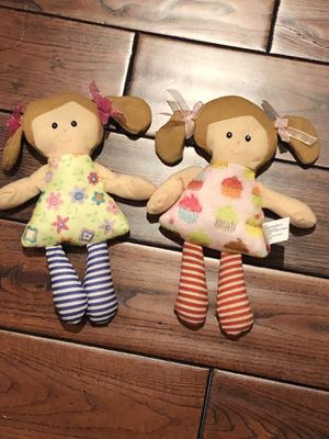 2 Dolls Like New for Sale in Smyrna, TN