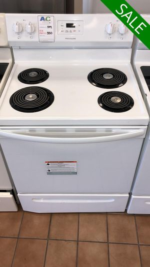 FREE DELIVERY!! Frigidaire CONTACT TODAY! Electric Stove Oven Digital Display #1499 for Sale in Fort Washington, MD