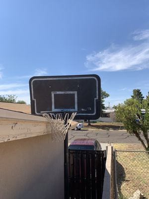 Basketball Hoop/ Goalie for Sale in Phoenix, AZ