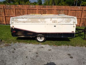 Pop-up Trailer!! You can convert it into a utility trailer. for Sale in Miami, FL