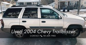 2004 Chevy Trail Blazers for Sale in Boston, MA