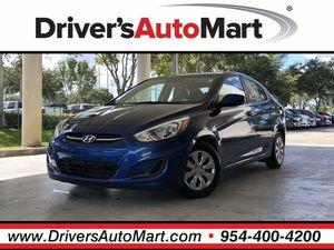 2017 Hyundai Accent for Sale in Davie, FL