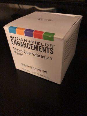 Rodan + Fields ENHANCEMENTS Micro-Dermabrasion Paste, 125 mL/4.2 Fl. Oz. for Sale in Longwood, FL
