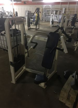 Cybex Shoulder Press for Sale in Bellaire, TX