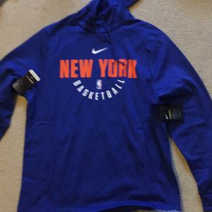 Nike New York basketball hoodie for Sale in Glastonbury, CT
