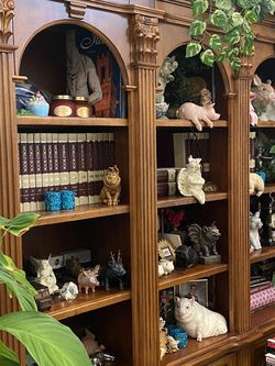 Large Book Shelves With Bottom Cabinets for Sale in Anaheim,  CA