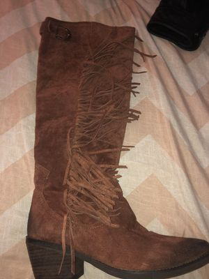 Carlos by Carlos Santana suede boot for Sale in Kissimmee, FL