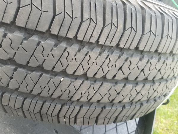 4 Jeep Wrangler Wheels/Tires with Rims Free Delivery