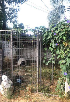 Steel 12x12 dog kennel for Sale in La Mirada, CA