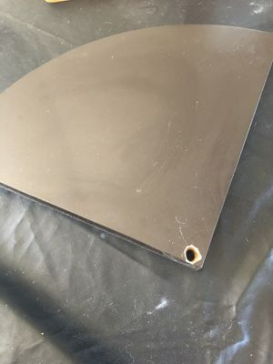 Corner self for T/V or DVD accessory stand for Sale in Lake Forest, CA