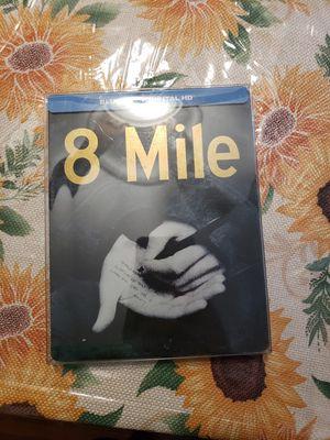 8 Mile Blu-ray Steelbook for Sale in Bellflower, CA