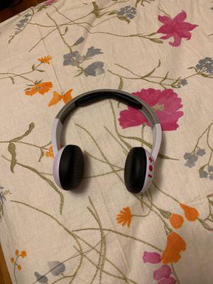 Skull candy light weight wireless headphone for Sale in Nashville, TN