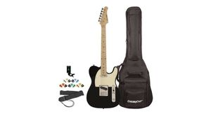 Sawtooth ET Series Electric Guitar Kit with ChromaCast Gig Bag & Accessories *NEW IN BOX* for Sale in Round Rock, TX