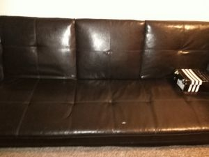 Couch with lift up seats- free for Sale in Marquette, MI