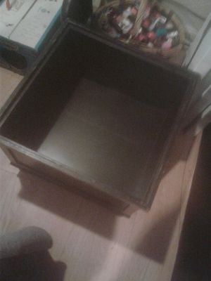 Cushion seat storage box for Sale in Chicago, IL