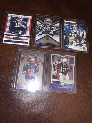 Tom Brady card bundle for Sale in Stoughton, MA