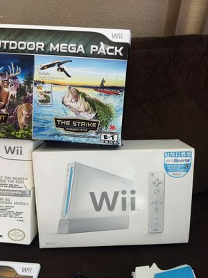Wii game sistem for Sale in Temecula, CA