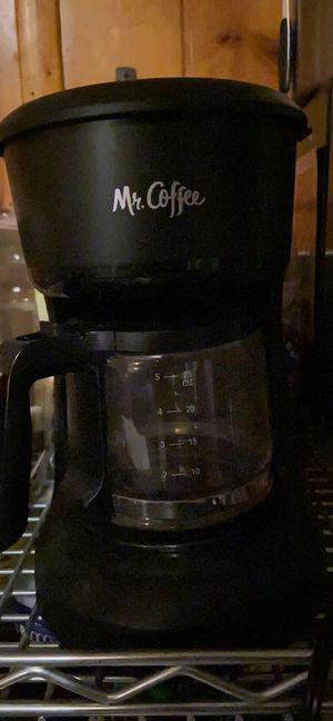 Mr Coffee 5 cup coffee maker for Sale in Morton Grove, IL