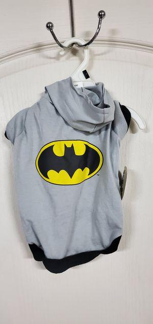 New Batman Costume for Small Dog for Sale in Laredo, TX