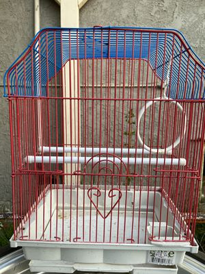 Small bird cage for Sale in Beaumont, CA