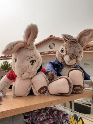 Peter Rabbit Stuffed Animals for Sale in Hesperia, CA