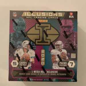 2020 Nfl Panini Illusions for Sale in Fresno, CA