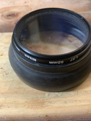 Nikon 52mm skylight filter for Sale in Scottsdale, AZ