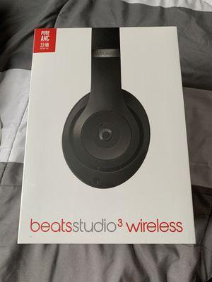 Beats Studio3 Wireless for Sale in Jersey City, NJ