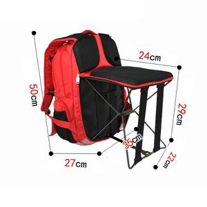 2-in-1 Chair Bag Backpack for Sale in Beulah, MI