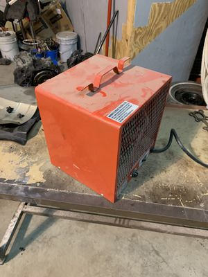 Shop Heater 220 V for Sale in Joliet, IL