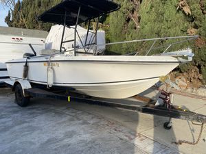 18ft Custom center console with 70hp 4 stroke for Sale in Huntington Beach, CA