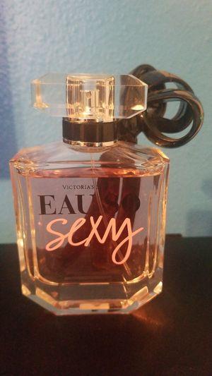 Victoria's secret eau so sexy perfume for Sale in Peoria, AZ